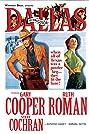Dallas (1950) Poster