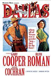 Dallas (1950) Poster - Movie Forum, Cast, Reviews