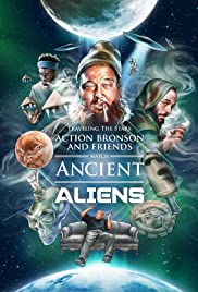 Traveling the Stars: Action Bronson and Friends Watch Ancient Aliens Poster