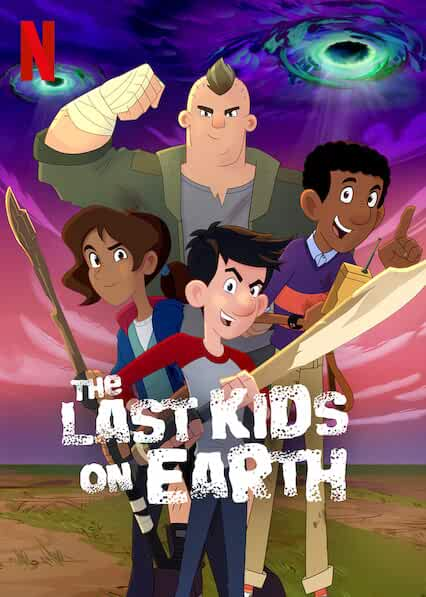 The Last Kids on Earth (2019) in Hindi