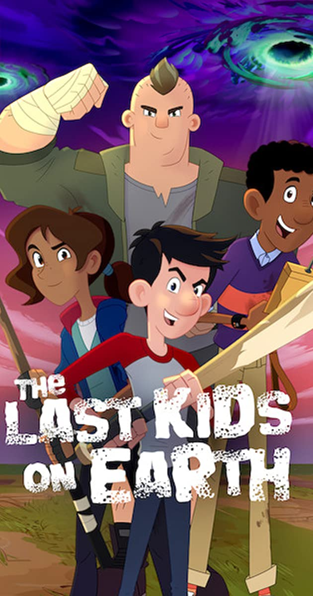 Download The Last Kids on Earth or watch streaming online complete episodes of  Season 1 in HD 720p 1080p using torrent