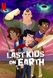 The Last Kids on Earth Poster
