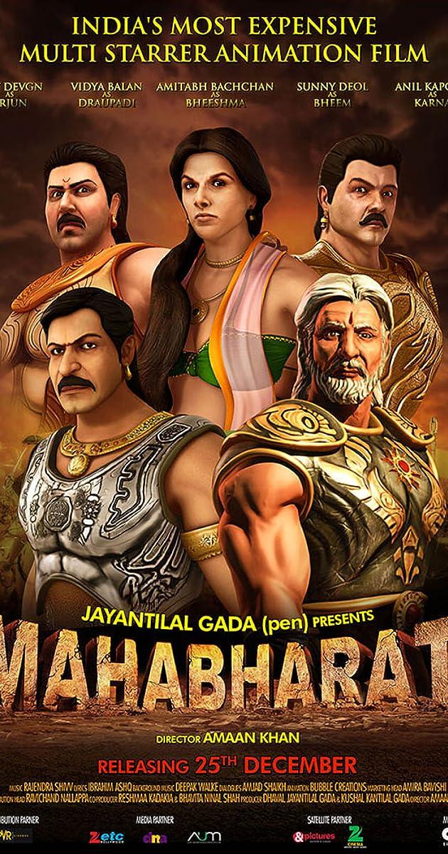 Mahabharat 2013 Full Cast Crew Imdb