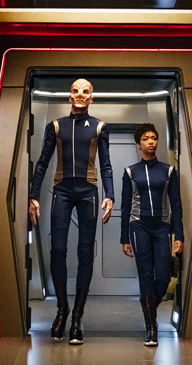 Star Trek Discovery The Butcher S Knife Cares Not For The Lamb S Cry Tv Episode 2017 Imdb