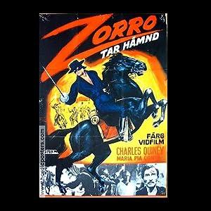 El Zorro de Monterrey none