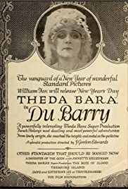 Madame Du Barry Poster