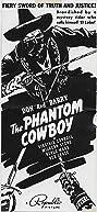 The Phantom Cowboy (1941) Poster