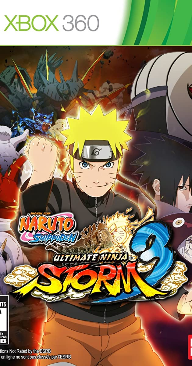 Naruto Shippûden: Ultimate Ninja Storm 3 (Video Game 2013