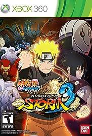 Naruto Shippûden: Ultimate Ninja Storm 3 Poster