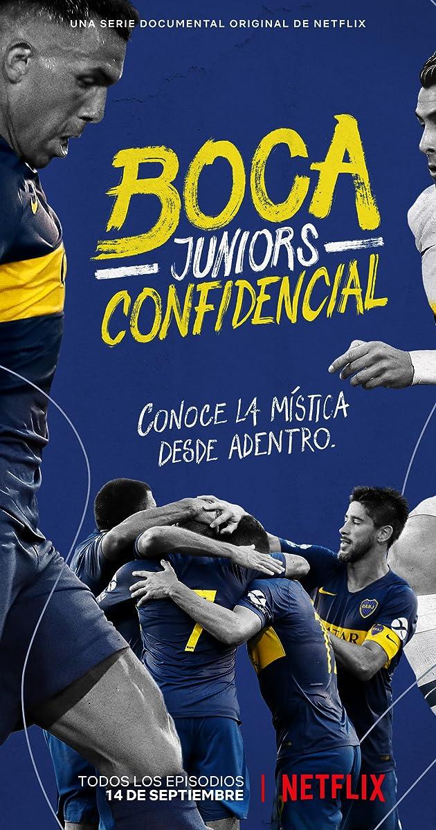 download scarica gratuito Boca Juniors Confidencial o streaming Stagione 1 episodio completa in HD 720p 1080p con torrent
