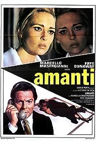Amanti (1969) Poster - Movie Forum, Cast, Reviews