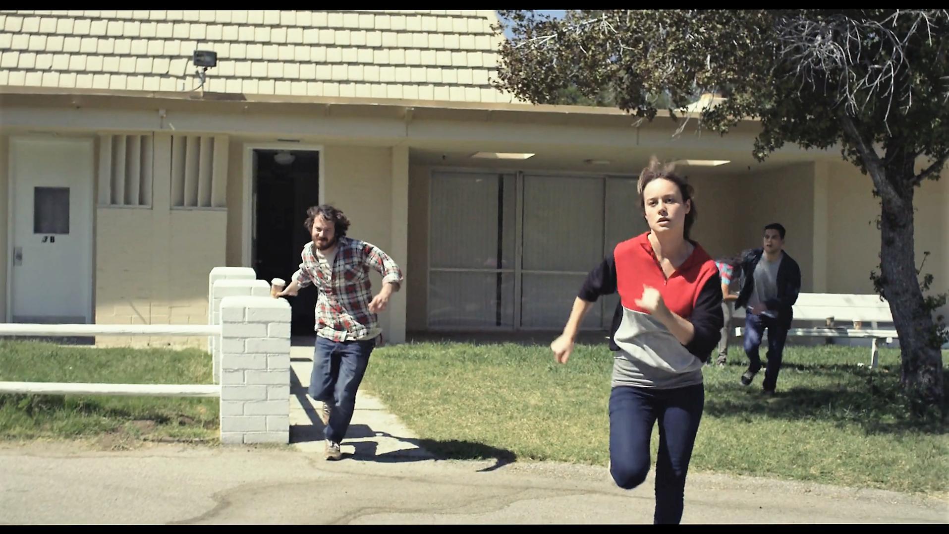 John Gallagher Jr., Brie Larson, and Rami Malek at an event for Short Term 12 (2013)
