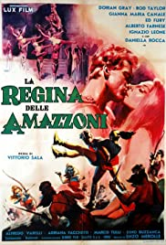 Colossus and the Amazon Queen (1960) Poster - Movie Forum, Cast, Reviews