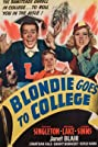 Blondie Goes to College (1942) Poster