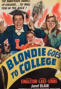 Primary photo for Blondie Goes to College