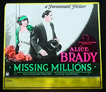 Site for free movie downloads Missing Millions [480x272]