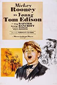 Mickey Rooney in Young Tom Edison (1940)