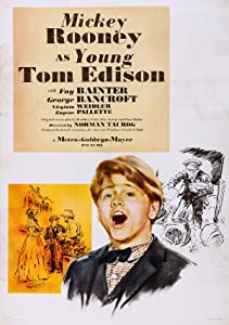 Good free movie sites watch online Young Tom Edison by Clarence Brown [640x960]