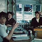 Liliyan Malkina, Yelena Stavrogina, and Irina Yurevich in Ukhodya - ukhodi (1979)
