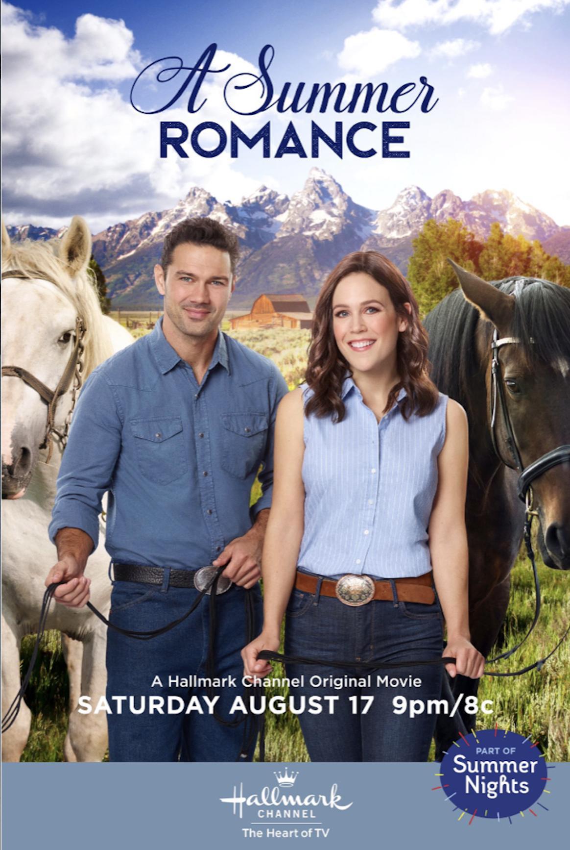 A Summer Romance Tv Movie 2019 Imdb
