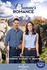 A Summer Romance Poster