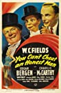You Can't Cheat an Honest Man (1939) Poster