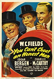 You Can't Cheat an Honest Man (1939) Poster - Movie Forum, Cast, Reviews