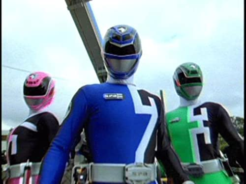 Power Rangers S.P.D. Joining Forces: Vol 1