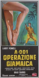 Downloaded latest movies A 001: operazione Giamaica by Gianfranco Parolini [avi]