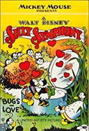 Bugs in Love Poster