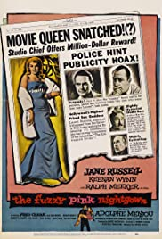 The Fuzzy Pink Nightgown(1957) Poster - Movie Forum, Cast, Reviews
