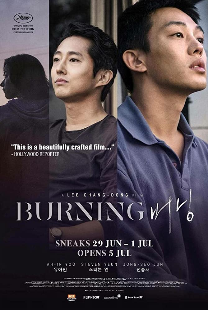 Burning (2018) Streaming VF