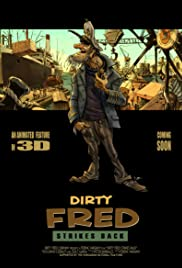 Dirty Fred Strikes Back Poster
