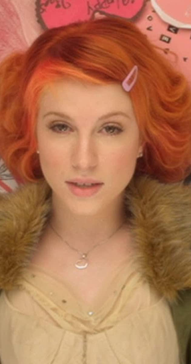 Paramore: The Only Exception (Video 2010) - IMDb