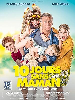 10 jours sans maman poster