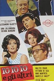 Io, io, io.... e gli altri (1966) Poster - Movie Forum, Cast, Reviews
