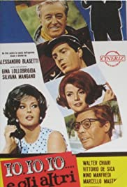 Me, Me, Me... and the Others(1966) Poster - Movie Forum, Cast, Reviews