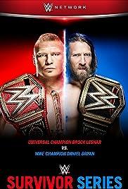 WWE Survivor Series Poster