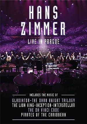 دانلود زیرنویس فارسی فیلم Hans Zimmer: Live in Prague 2017