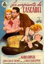 La serpiente de cascabel Poster