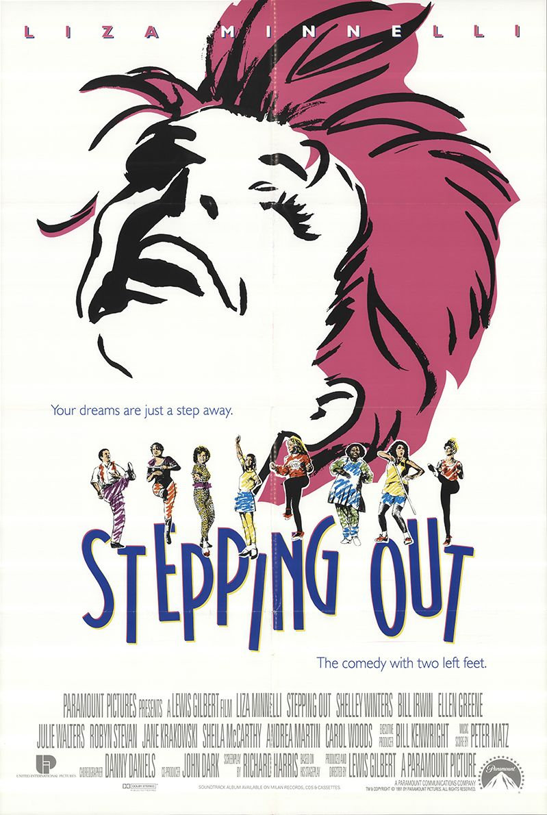 Stepping Out (1991) - IMDb