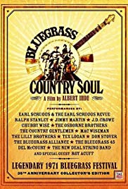 Bluegrass Country Soul Poster