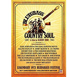 Bluegrass Country Soul by