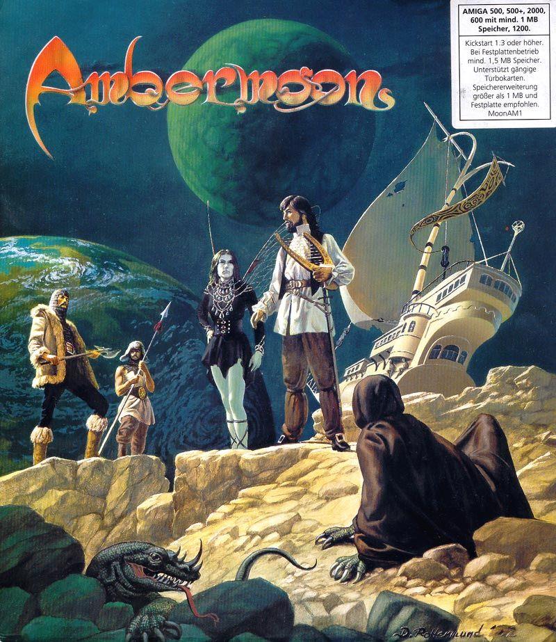 Ambermoon (Video Game 1993) - IMDb
