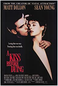 Matt Dillon and Sean Young in A Kiss Before Dying (1991)