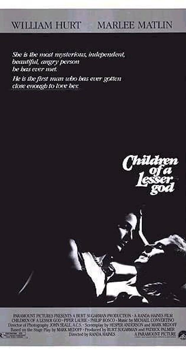 children of a lesser god movie summary