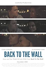 Back to the Wall Poster
