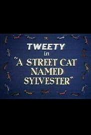A Street Cat Named Sylvester Poster