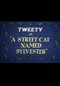 A Street Cat Named Sylvester by