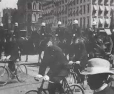 Action movies downloads free New York Police Parade, June 1st, 1899 [UltraHD]